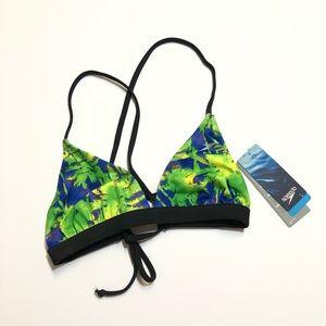 SPEEDO Bikini Top Size XS NWT